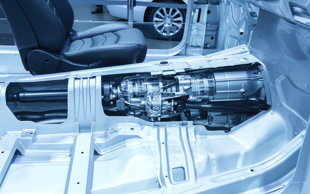 Le trasmissioni automatiche aumentano la pressione all'aumentare della velocità